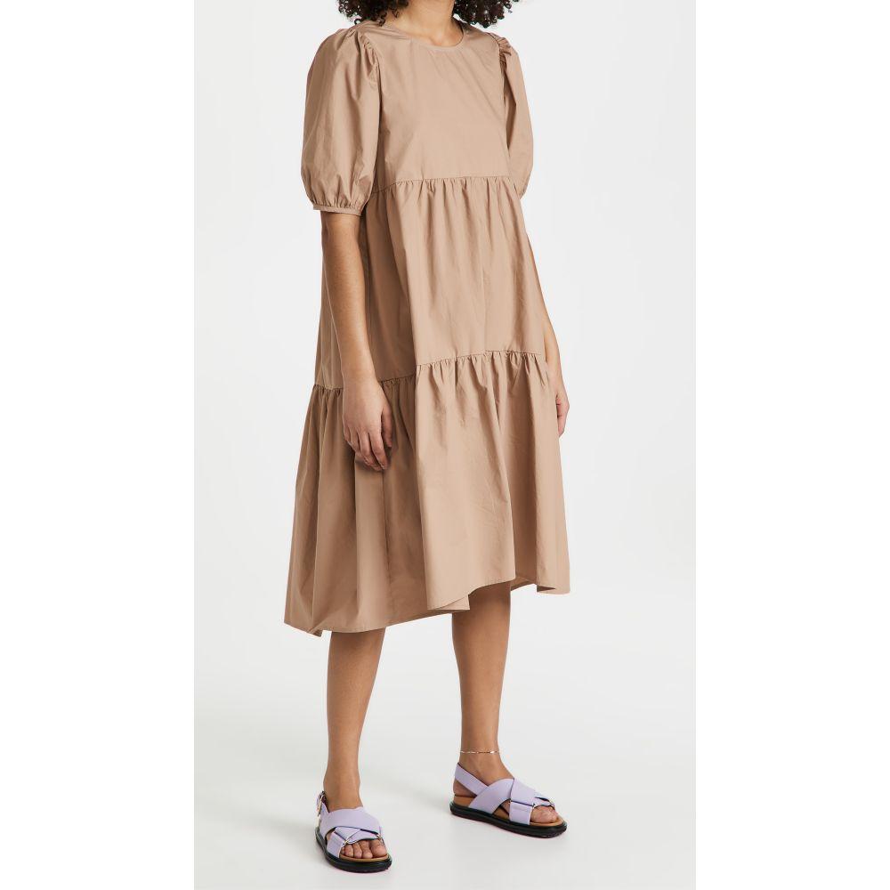 ミンクピンク MINKPINK レディース ワンピース ミドル丈 ワンピース・ドレス【Judy Midi Dress】Beige