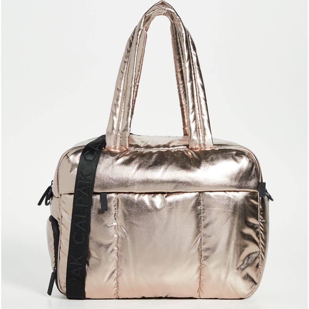 カルパック レディース バッグ ボストンバッグ・ダッフルバッグ 【サイズ交換無料】 カルパック CALPAK レディース ボストンバッグ・ダッフルバッグ バッグ【Softside Duffel Bag】Bronze