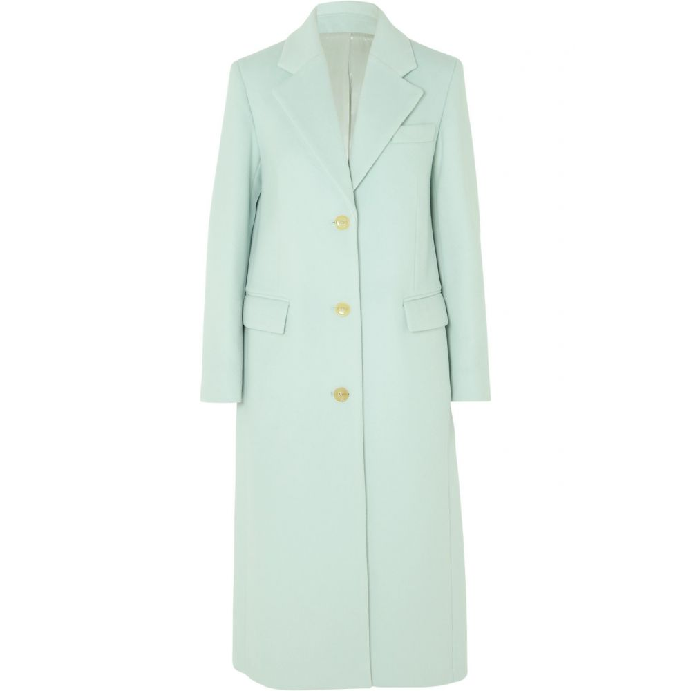 ジョゼフ Joseph レディース コート アウター【march wool and cashmere-blend coat】Duck Egg