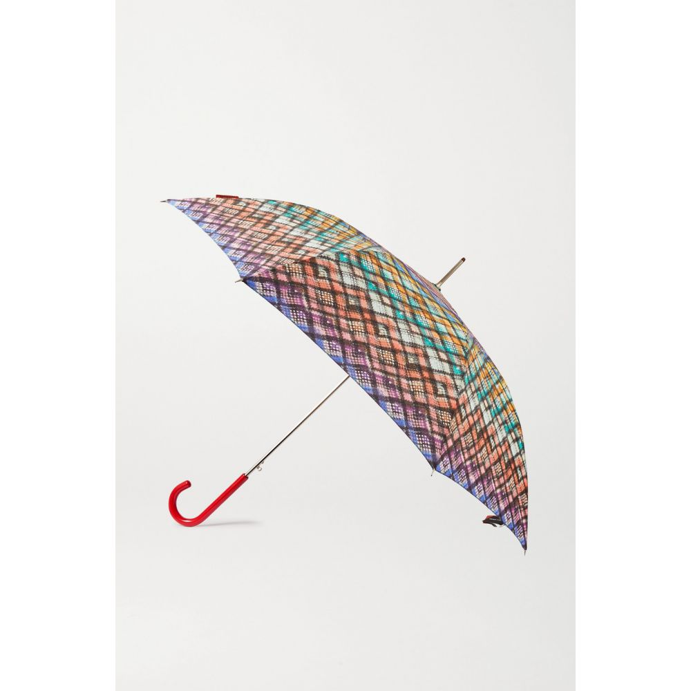ミッソーニ Missoni レディース 傘 【Des Gaia printed shell umbrella】