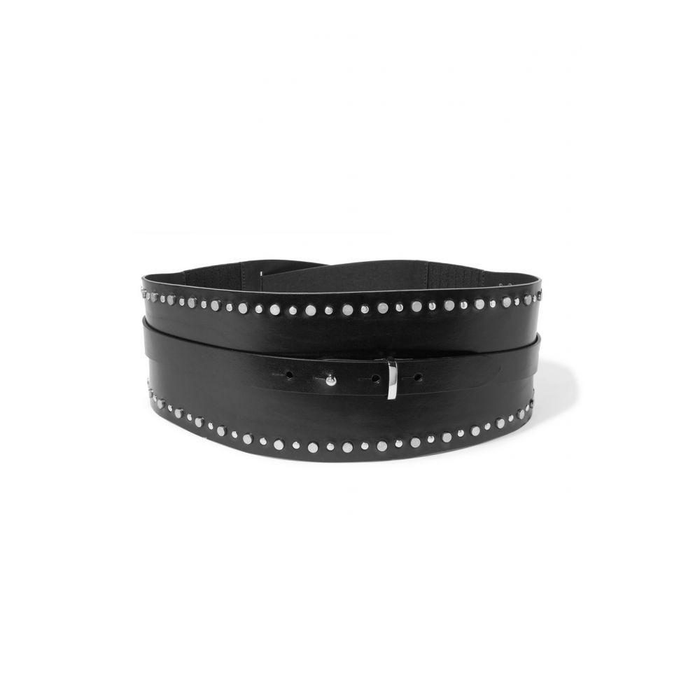 イザベル マラン Isabel Marant レディース ベルト【Jakeen studded leather waist belt】