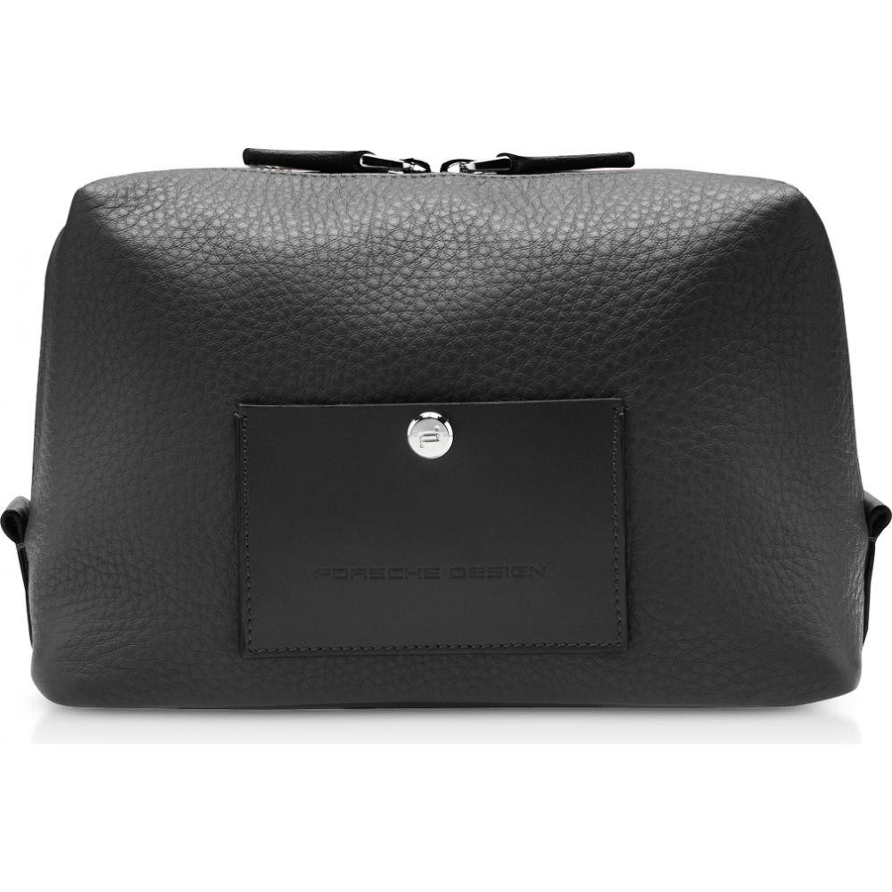 ポルシェ デザイン Porsche Design メンズ ポーチ トラベルポーチ【Voyager 2.0 MHZ Black Wash Bag】Black