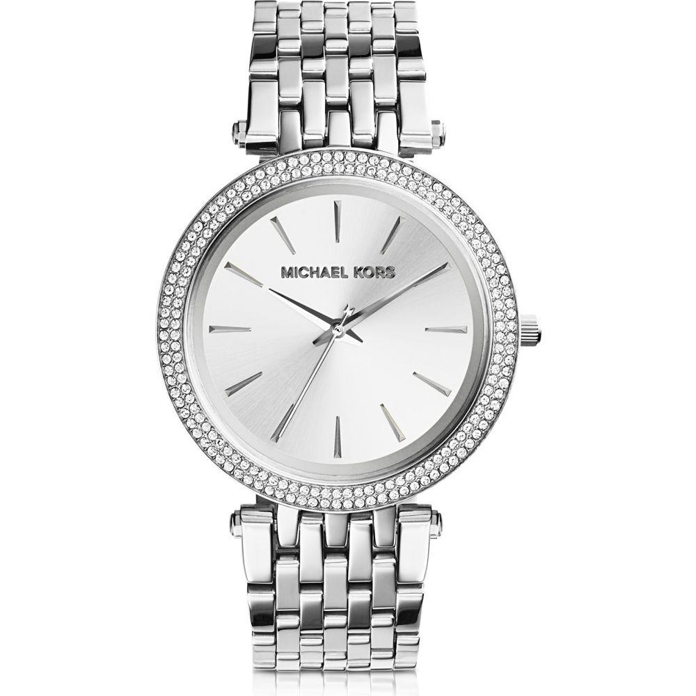 マイケル コース Michael Kors レディース 腕時計 【Darci Stainless Steel Watch】Silver