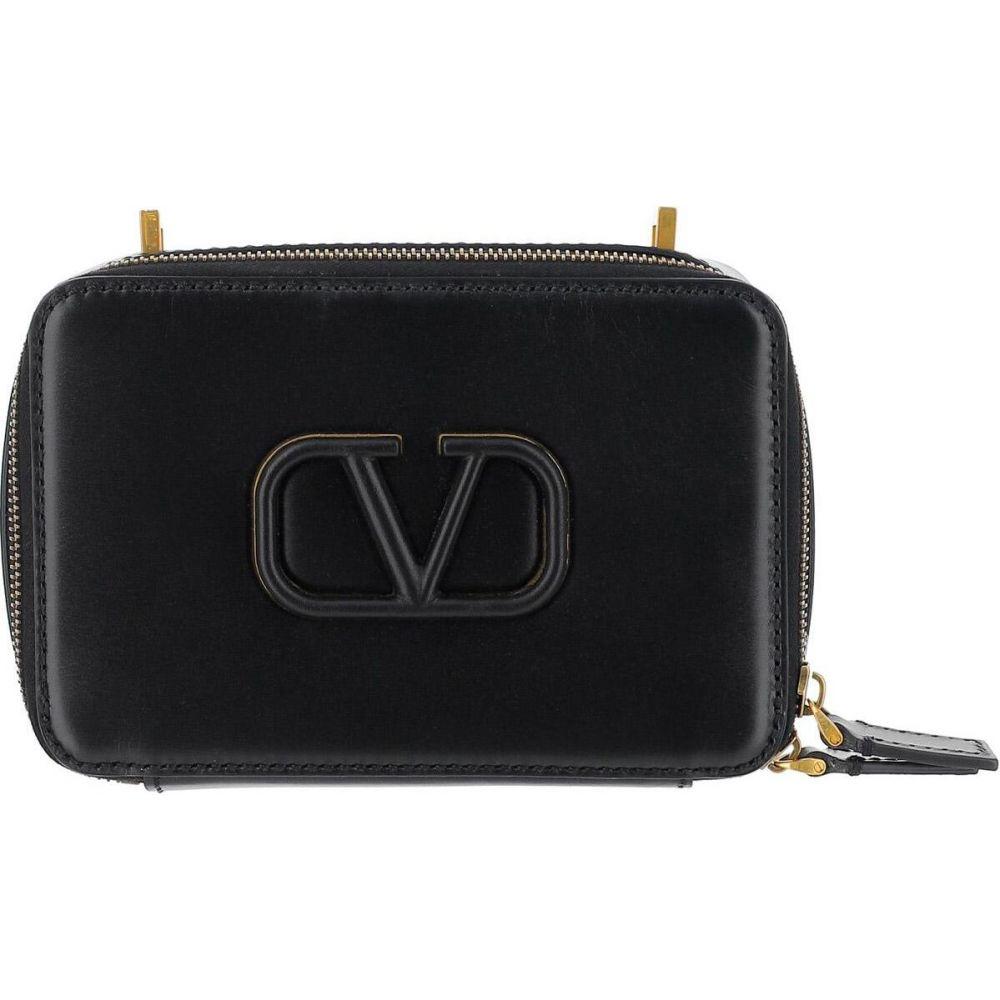 ヴァレンティノ Valentino レディース ショルダーバッグ バッグ Black VSling Shoulder Bag Black ハロウィン 当店人気 おすすめ おしゃれ トレンド 安心と信頼のショッピング 誕生日 記念品 ブライダル
