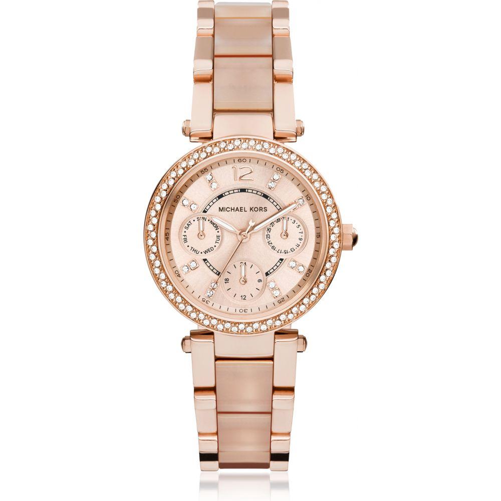 マイケル コース Michael Kors レディース 腕時計 【Mini Parker Watch】Rose gold