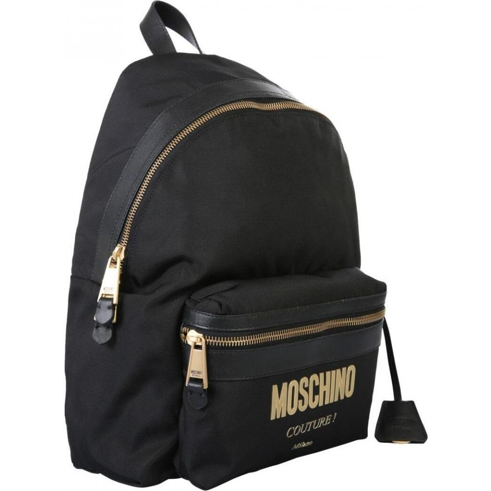 モスキーノ Moschino メンズ バックパック・リュック バッグ【Backpack With Logo】