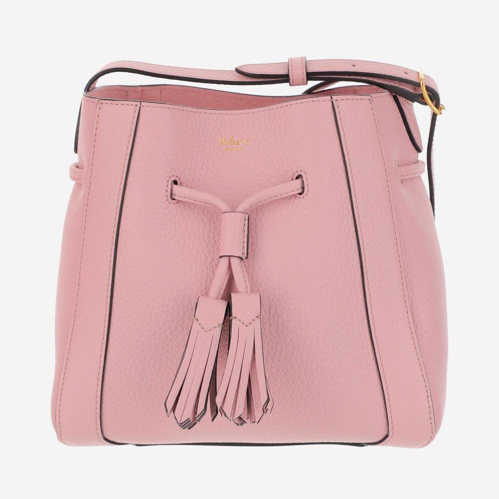 マルベリー Mulberry レディース ショルダーバッグ バッグ【Light And Natural shoulder】Pink