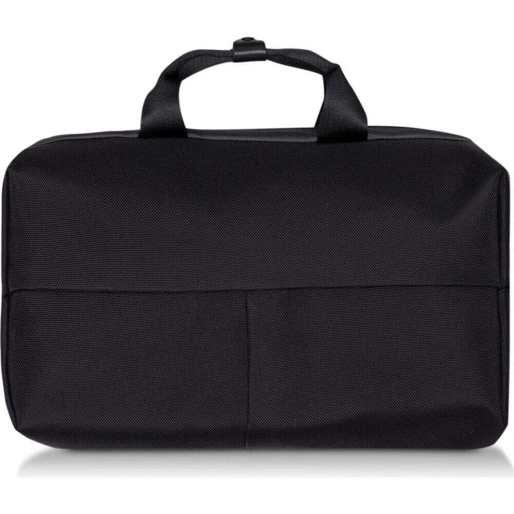 コート エ シエル Cote&Ciel メンズ ビジネスバッグ・ブリーフケース バッグ【Black Garonne Convertible Briefcase】Black