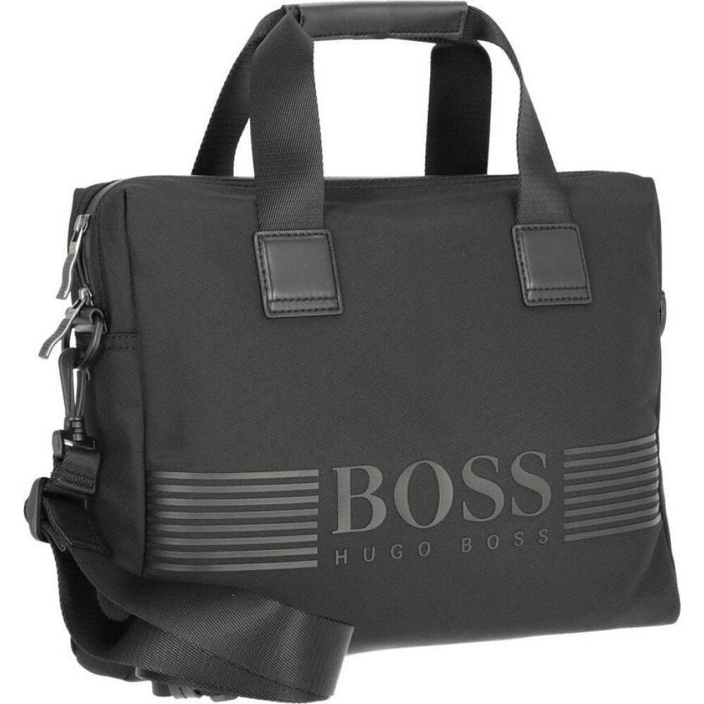 ヒューゴ ボス Hugo Boss メンズ ビジネスバッグ・ブリーフケース バッグ【Document Bag With Logo】