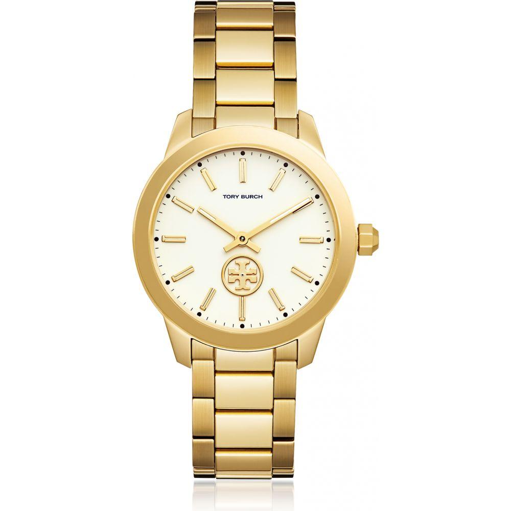 トリー バーチ Tory Burch レディース 腕時計 【The Collins Gold Tone Watch】Gold