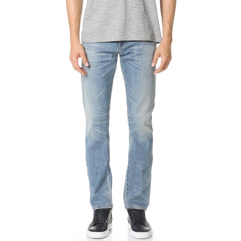 シチズンズ オブ ヒューマニティ メンズ ボトムス ジーンズ【Core Slim Straight Jeans】Anchor