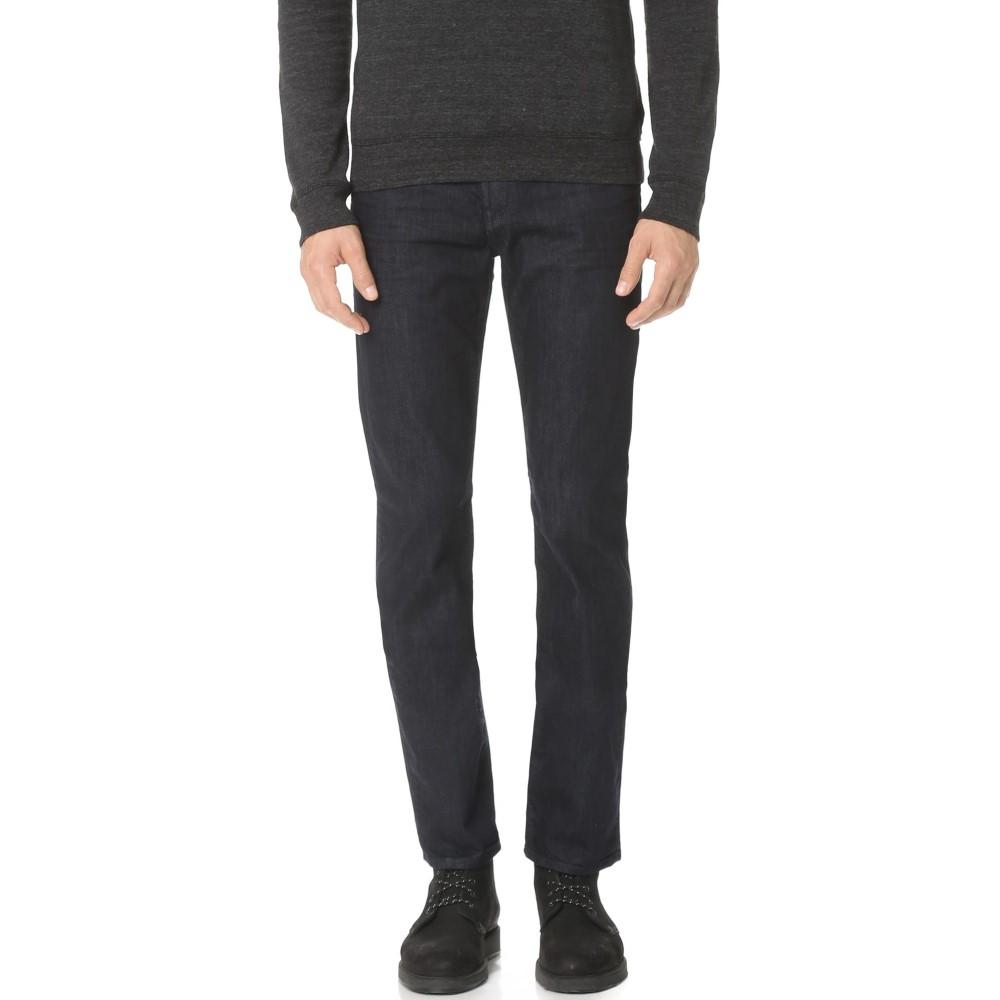 セブンフォーオールマンカインド メンズ ボトムス ジーンズ【Straight Leg Luxe Performance Jeans】Deep Water