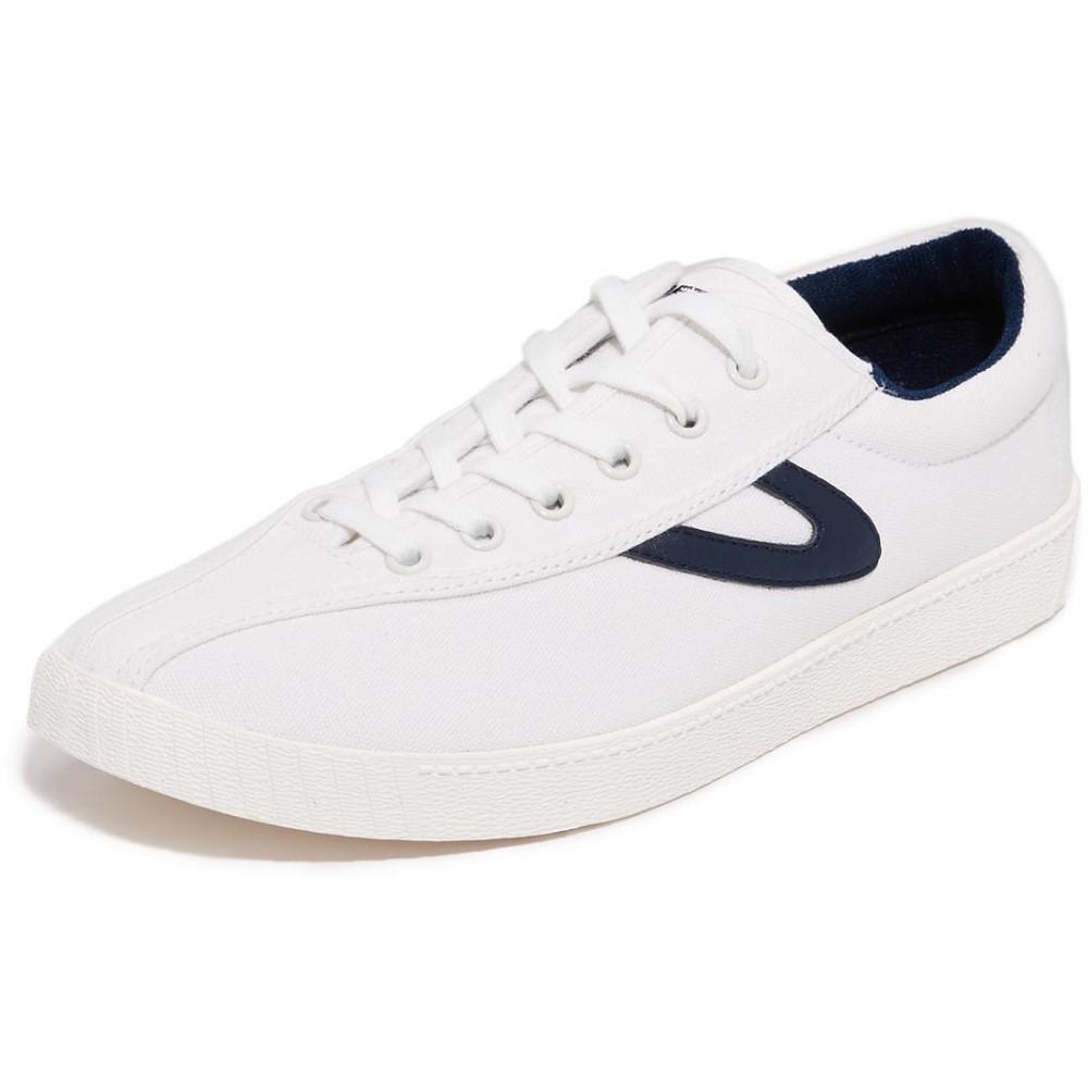 トレトン メンズ シューズ・靴 スニーカー【Nylite Plus Sneakers】White/Night