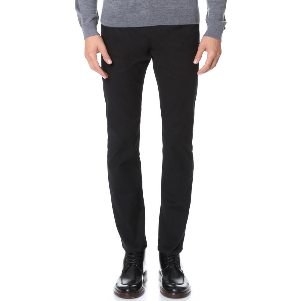ヴィンス メンズ ボトムス ジーンズ【Essential Soho 5 Pocket Twill Jeans】Black