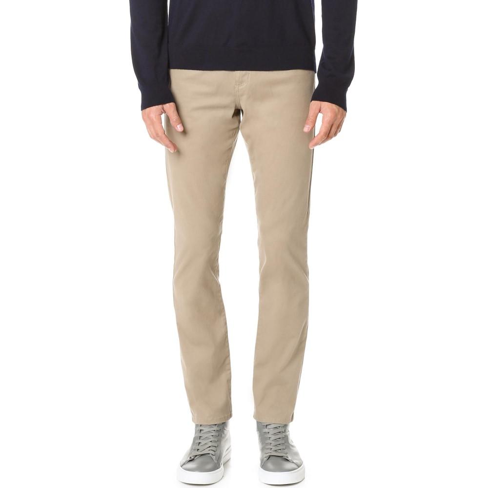 ヴィンス メンズ ボトムス ジーンズ【Essential Soho 5 Pocket Twill Jeans】Khaki