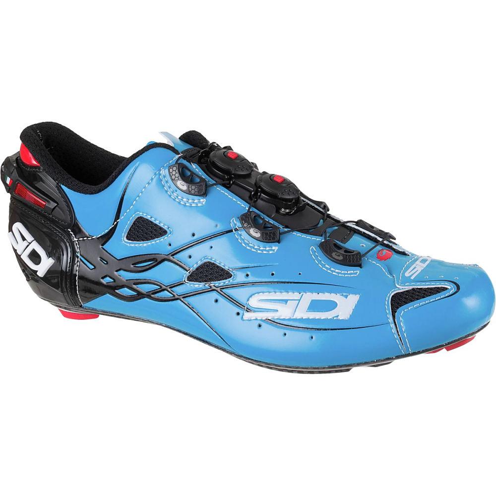 シディー Sidi メンズ サイクリング シューズ・靴【Shot Vent Carbon Cycling Shoe】Sky Blue/Black