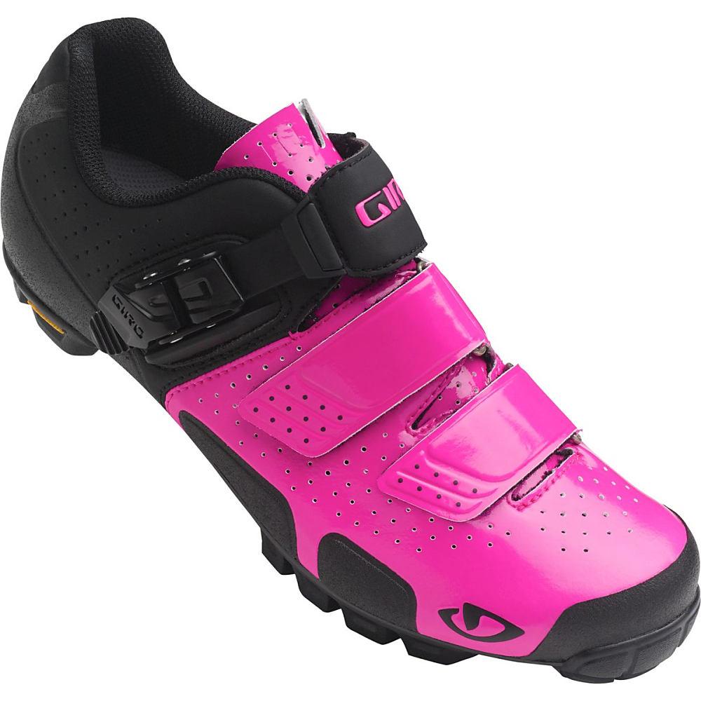 ジロ Giro レディース サイクリング シューズ・靴【Sica VR70 Shoes】Bright Pink/Black