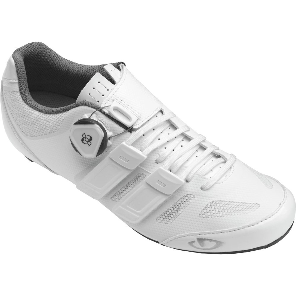 ジロ Giro レディース サイクリング シューズ・靴【Raes Techlace Shoe】White
