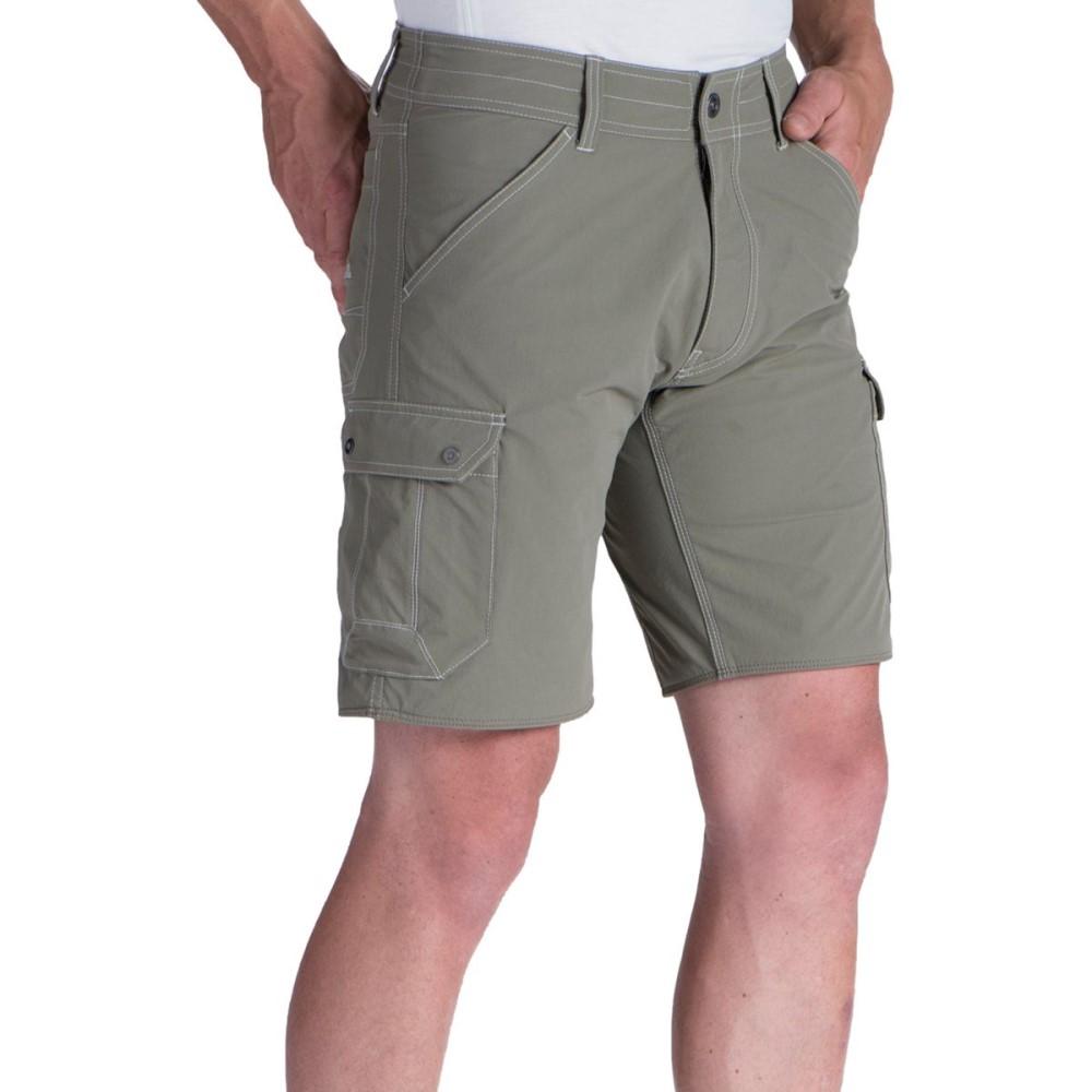 キュール K?HL メンズ クライミング ウェア【Renegade Cargo Convertible Pant】Khaki