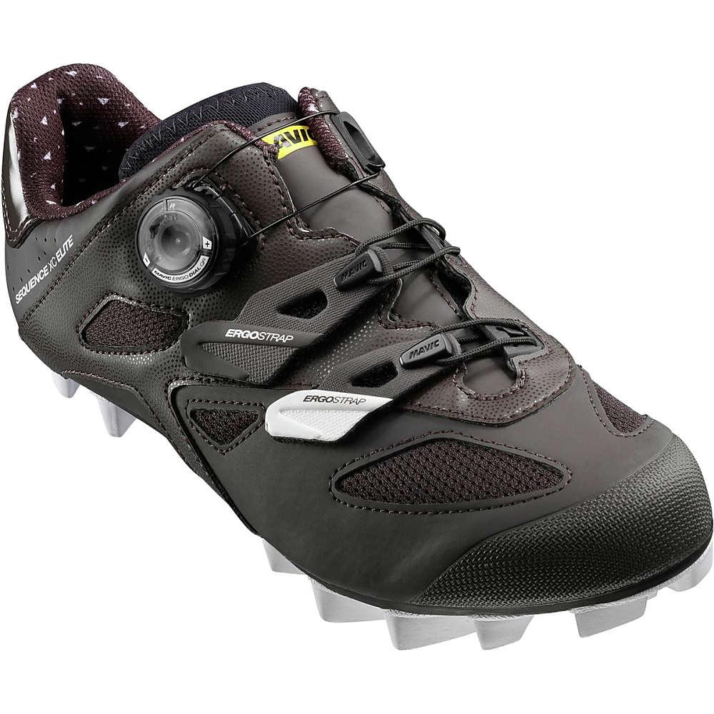 マヴィック Mavic レディース サイクリング シューズ・靴【Sequence XC Elite Shoe】After Dark/White/Black