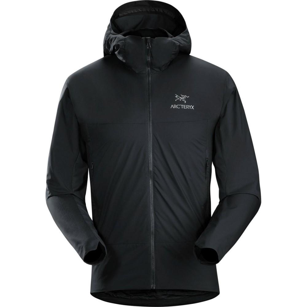 アークテリクス Arc'teryx メンズ アウター ジャケット【Atom SL Hooded Insulated Jacket】Black