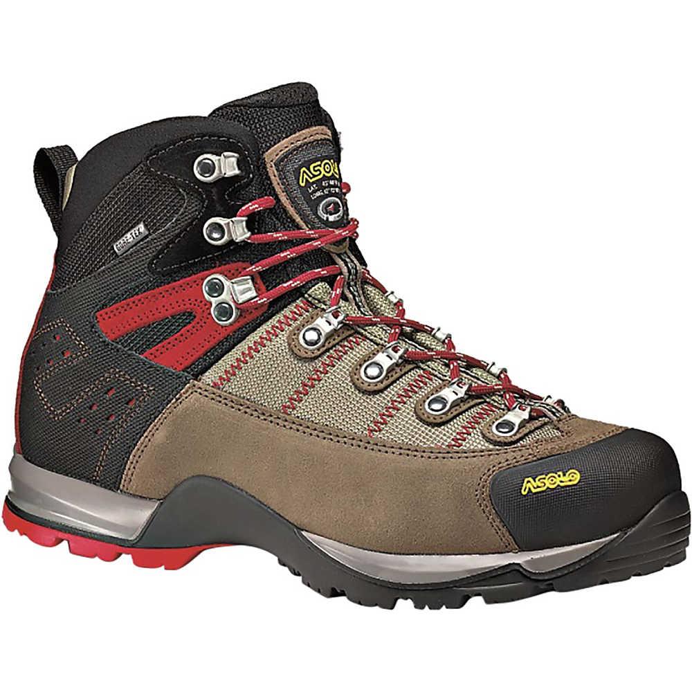 アゾロ Asolo メンズ ハイキング シューズ・靴【Fugitive GTX Hiking Boot】Wool/Black