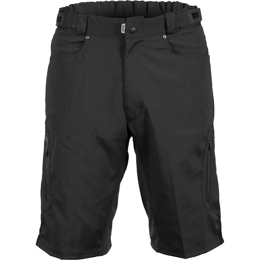 ゾイック ZOIC メンズ サイクリング ウェア【Ether SL Short】Black