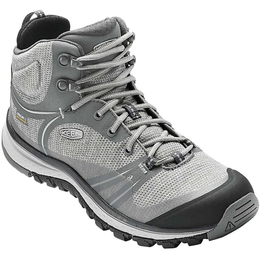 最大の割引 キーン KEEN レディース ハイキング Hiking シューズ ハイキング・靴【Terradora Waterproof Mid Waterproof Hiking Boot】Gargoyle/Magnet, コマガネシ:3498b21f --- construart30.dominiotemporario.com