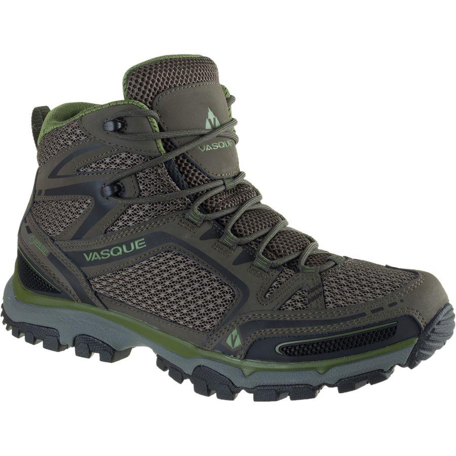 バスク Vasque メンズ ハイキング シューズ・靴【Inhaler II GTX Hiking Boot】Brown Olive/Pesto