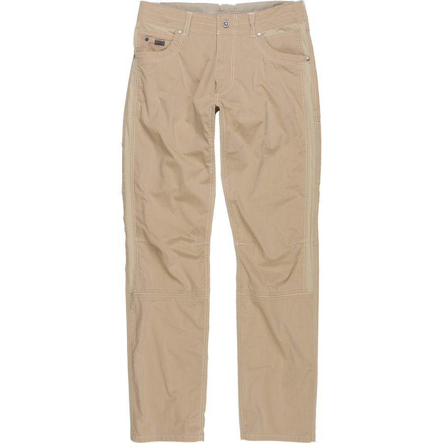 キュール K?HL メンズ ハイキング ウェア【Radikl Pant】Desert Khaki