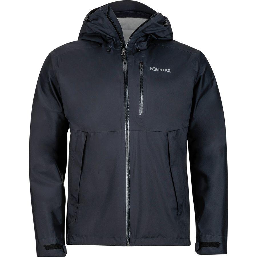 マーモット Marmot メンズ アウター レインコート【Magus Jacket】Black