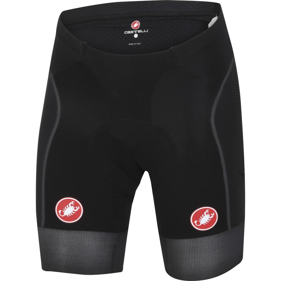 カステリ Castelli メンズ サイクリング ウェア【Free Aero Race Shorts】Black