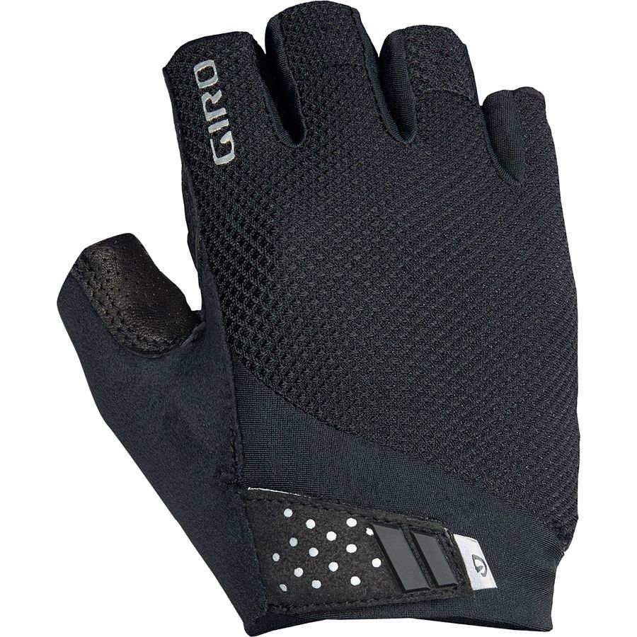 ジロ Giro メンズ サイクリング グローブ【Monaco II Gel Glove】Black
