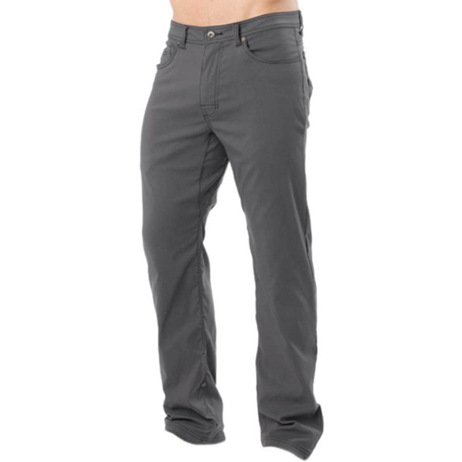 プラーナ prAna メンズ ボトムス カジュアルパンツ【Brion Pant】Charcoal