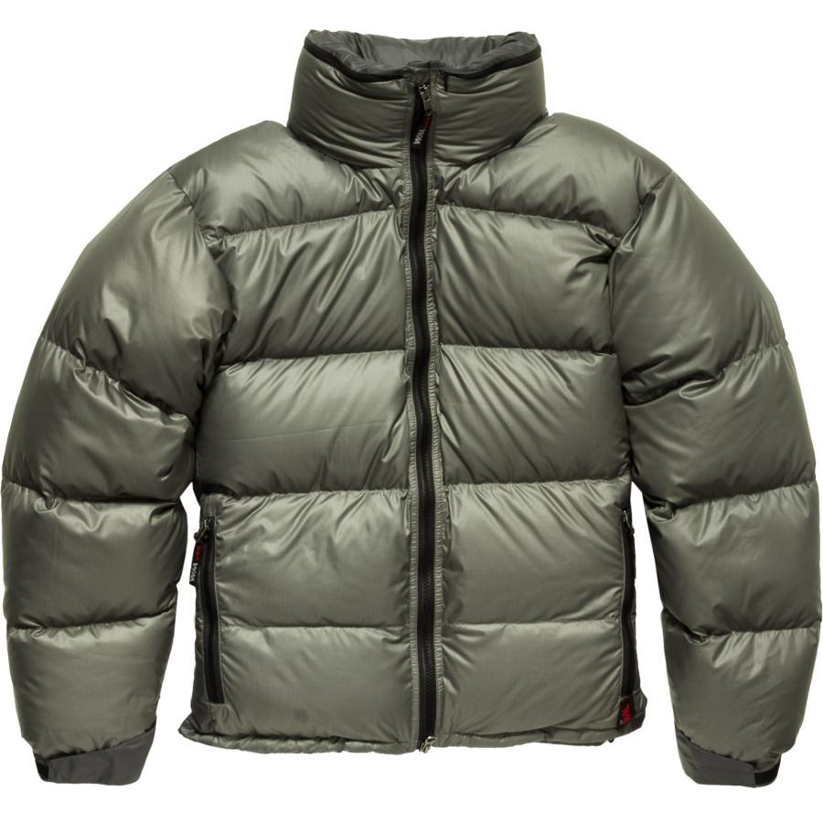 ウェスタンマウンテニアリング Western Mountaineering メンズ アウター ジャケット【Meltdown Down Jacket】Grey