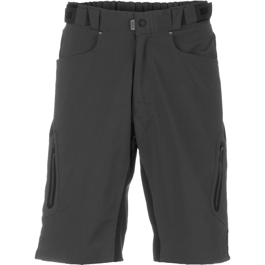 ゾイック ZOIC メンズ サイクリング ウェア【Ether Shorts】Shadow