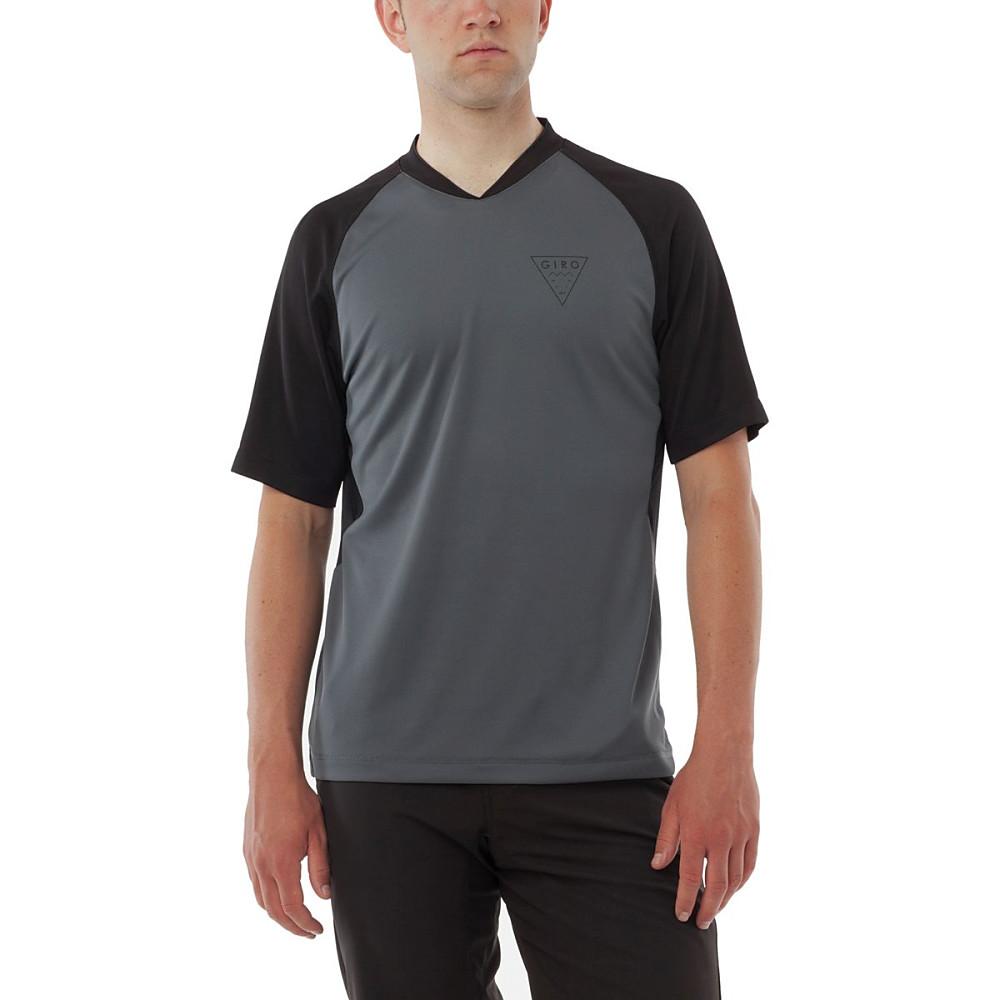 ジロ Giro メンズ サイクリング ウェア【Xar Jersey】Charcoal/Black