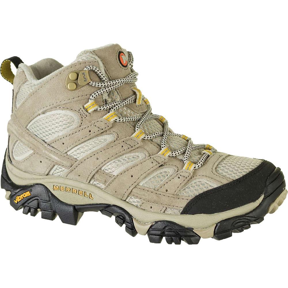 メレル Merrell レディース ハイキング シューズ・靴【Moab 2 Mid Vent Hiking Boot】Taupe