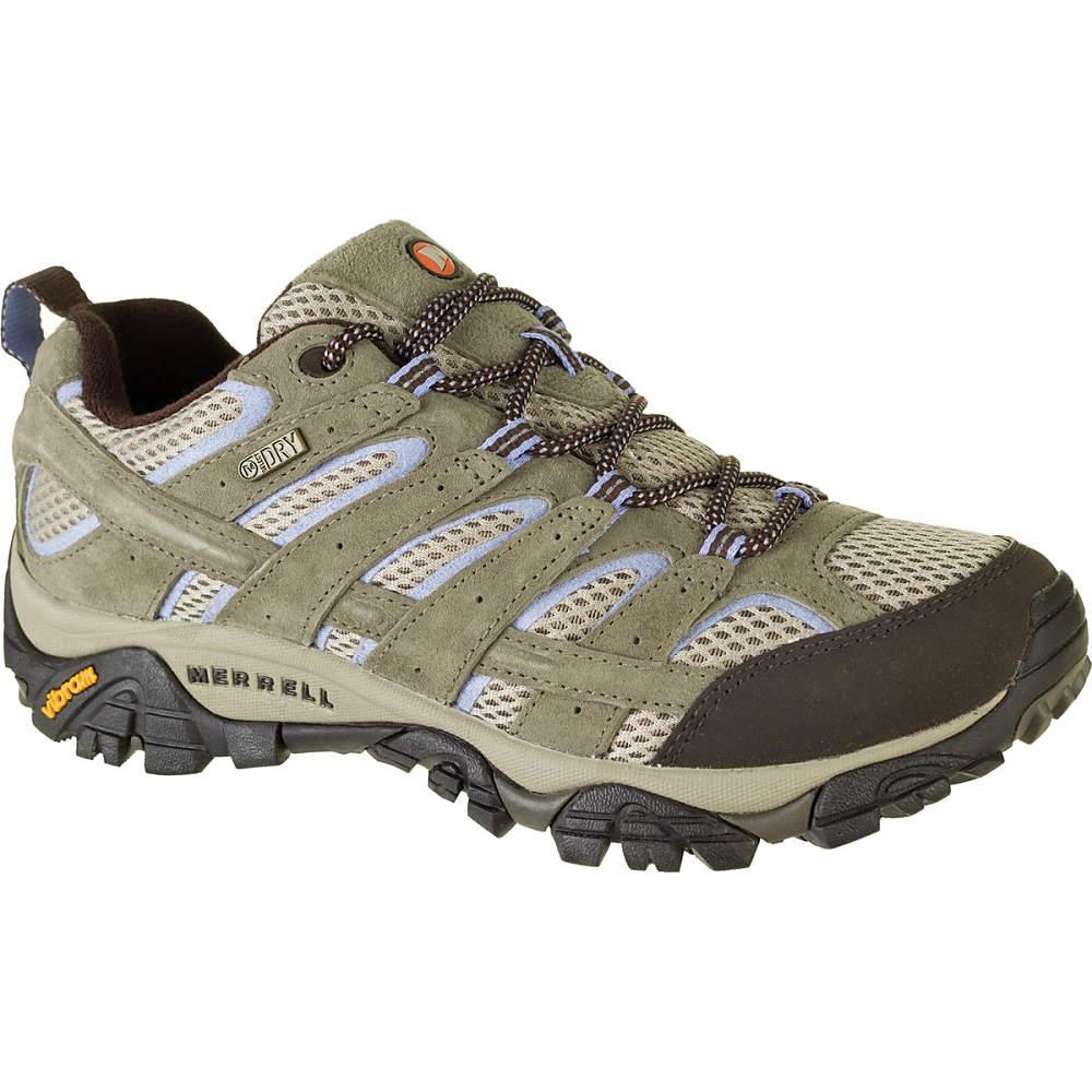 メレル Merrell レディース ハイキング シューズ・靴【Moab 2 Waterproof Hiking Shoe】Dusty Olive