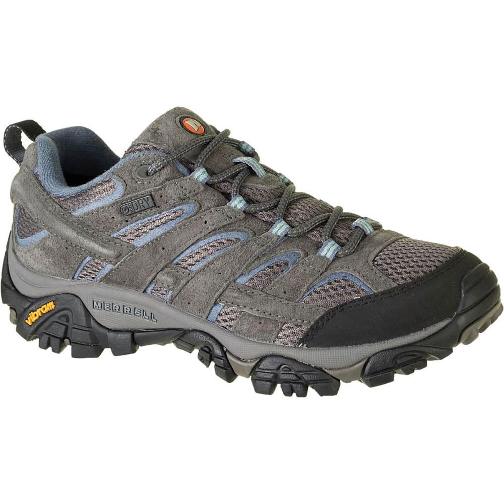 メレル Merrell レディース ハイキング シューズ・靴【Moab 2 Waterproof Hiking Shoe】Granite