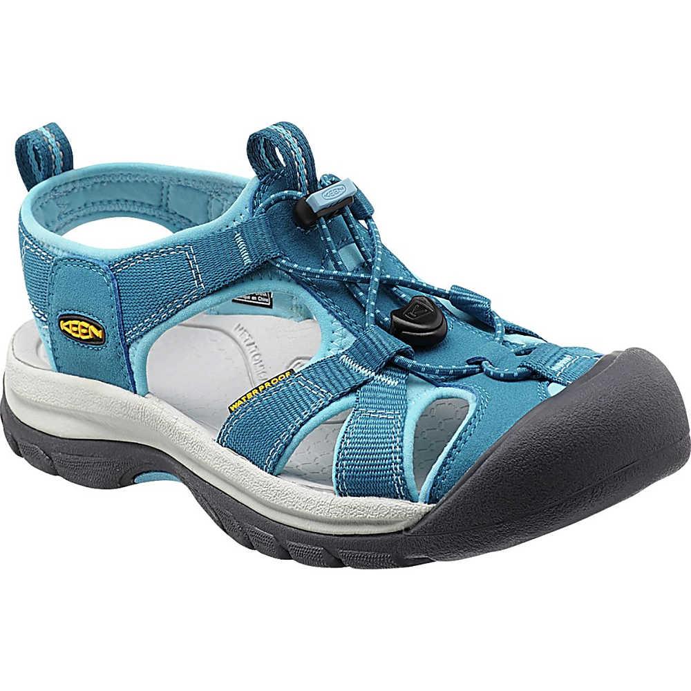 キーン KEEN レディース 水遊び シューズ・靴【Venice H2 Sandal】Celestial/Blue Grotto