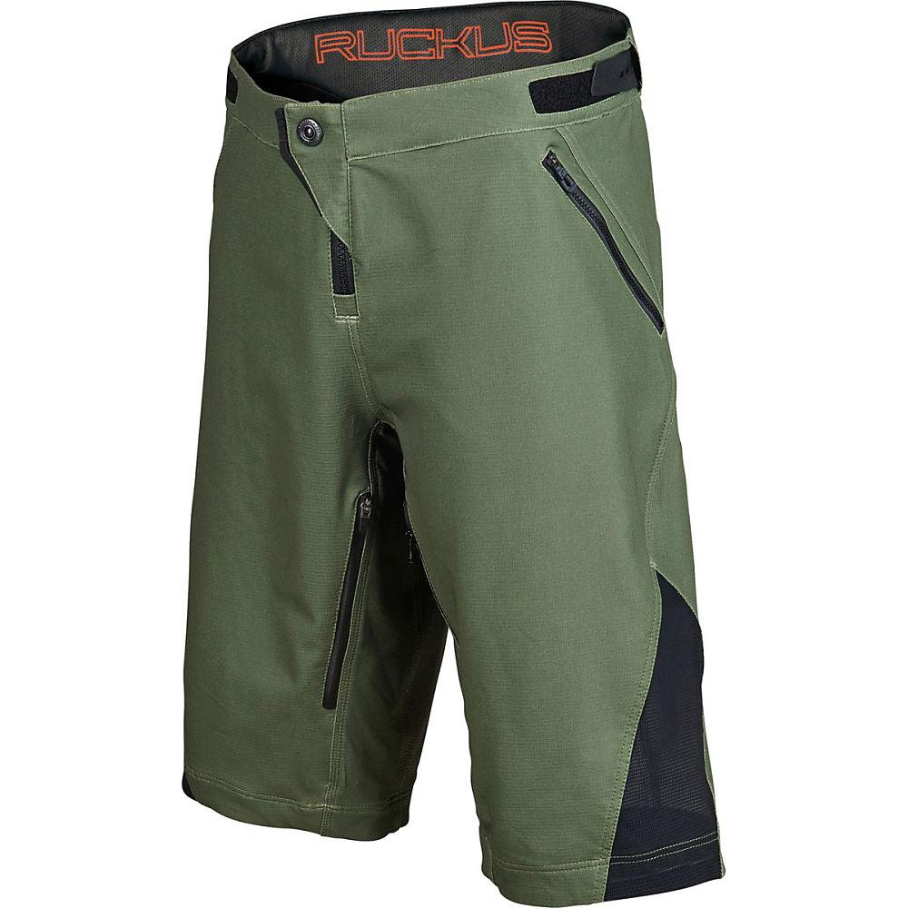 トロイリーデザイン Troy Lee Designs メンズ サイクリング ウェア【Ruckus Short】Army Green