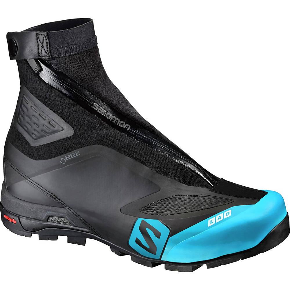 サロモン Salomon メンズ ハイキング シューズ・靴【S-Lab X ALP Carbon 2 GTX Shoe】Black/Black/Transcend Blue