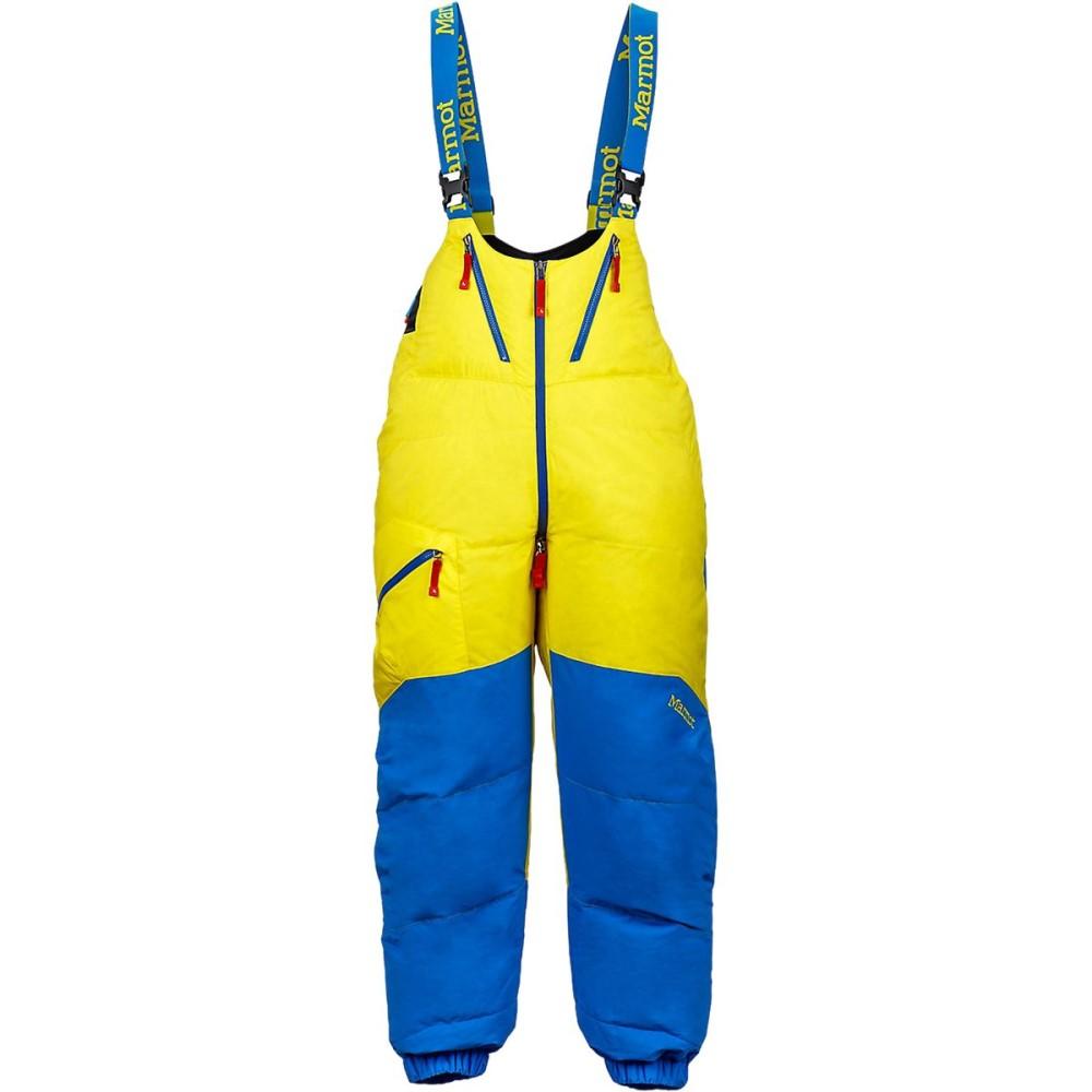 マーモット Marmot メンズ ボトムス カジュアルパンツ【8000M Down Pants】Acid Yellow/Cobalt Blue