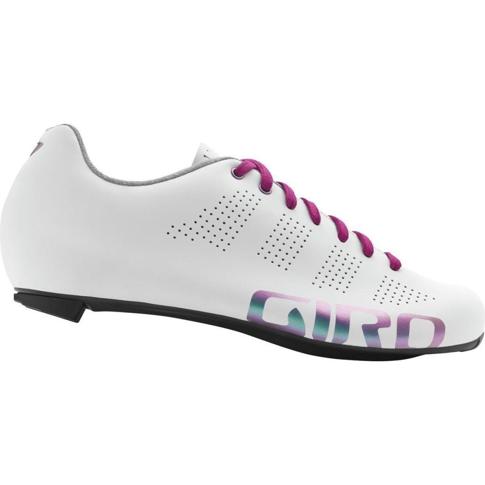 ジロ Giro レディース サイクリング シューズ・靴【Empire ACC Shoes】White Reflective/Marble Galaxy