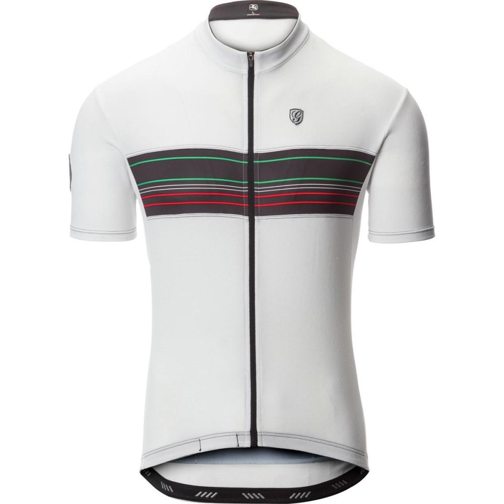 ジョルダーノ Giordana メンズ サイクリング ウェア【Sport Elite Jerseys】White/Italia