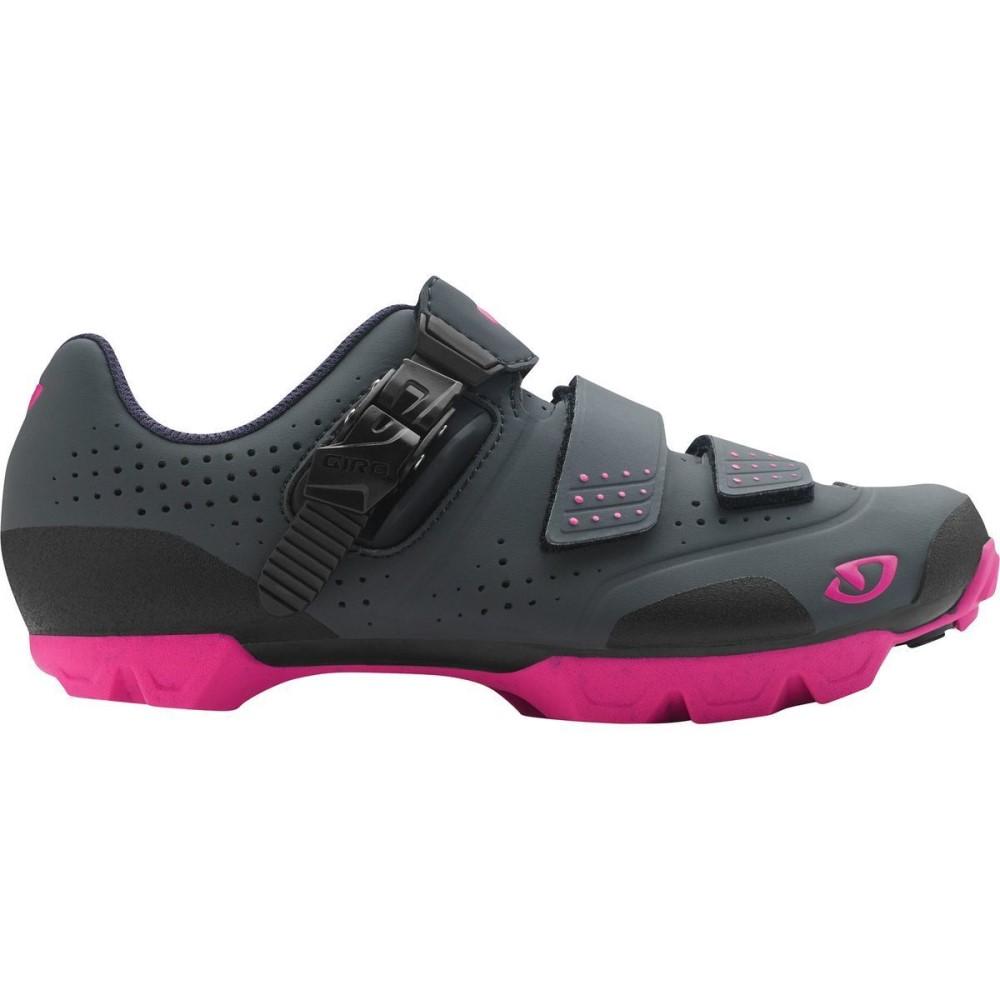 ジロ Giro レディース サイクリング シューズ・靴【Manta R Shoes】Dark Shadow/Bright Pink