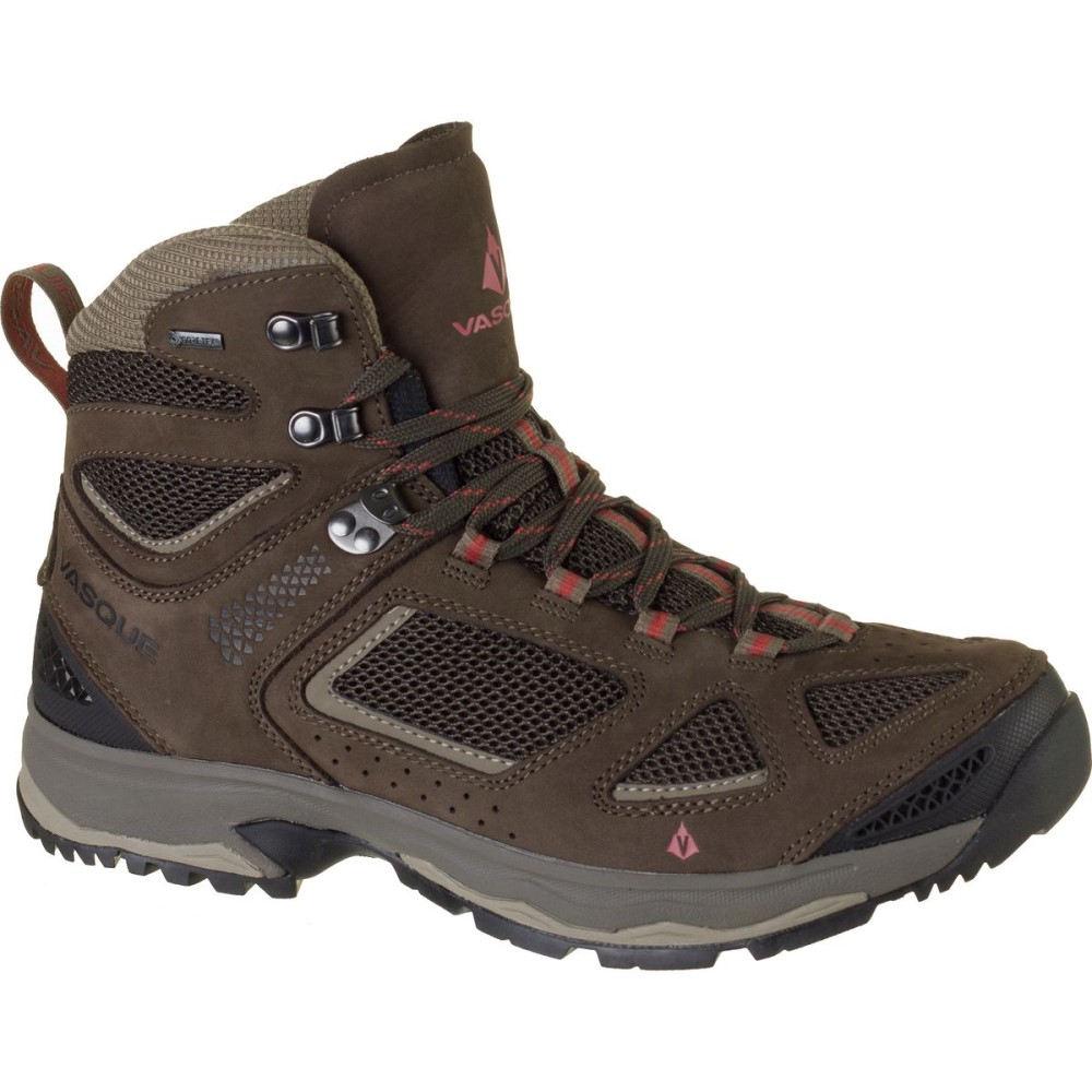 バスク Vasque メンズ ハイキング シューズ・靴【Breeze III GTX Hiking Boots】Brown Olive/Bungee Cord