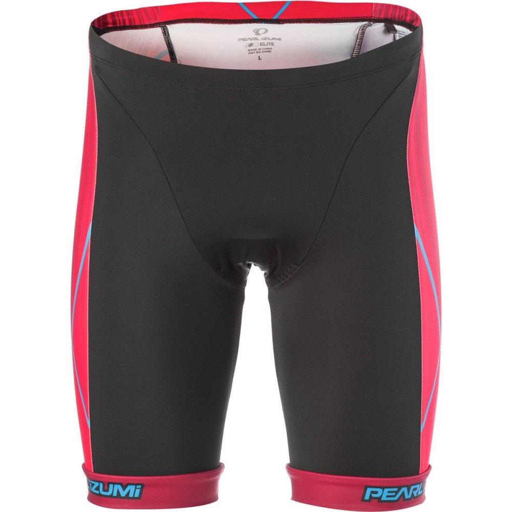 パールイズミ Pearl Izumi メンズ トライアスロン ウェア【ELITE In - R - Cool LTD Tri Shorts】Vaporize True Red