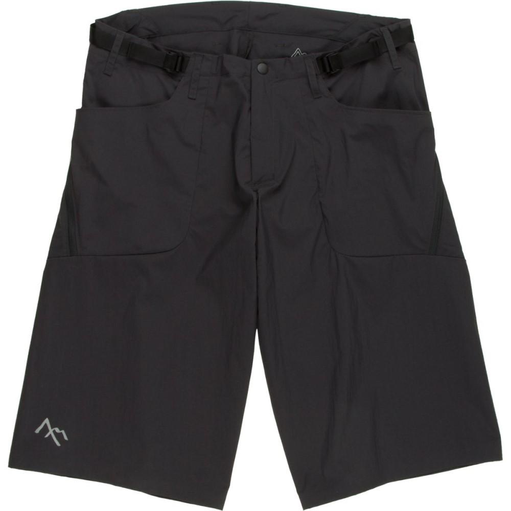 セブンメッシュ インダストリーズ 7mesh Industries メンズ サイクリング ウェア【Glidepath Shorts】Bad Ash Grey